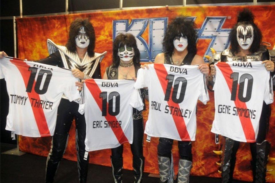Kiss  en Argentina