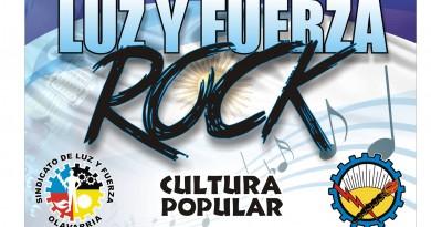 Luz Y Fuerza Rock: fecha y bandas confirmadas