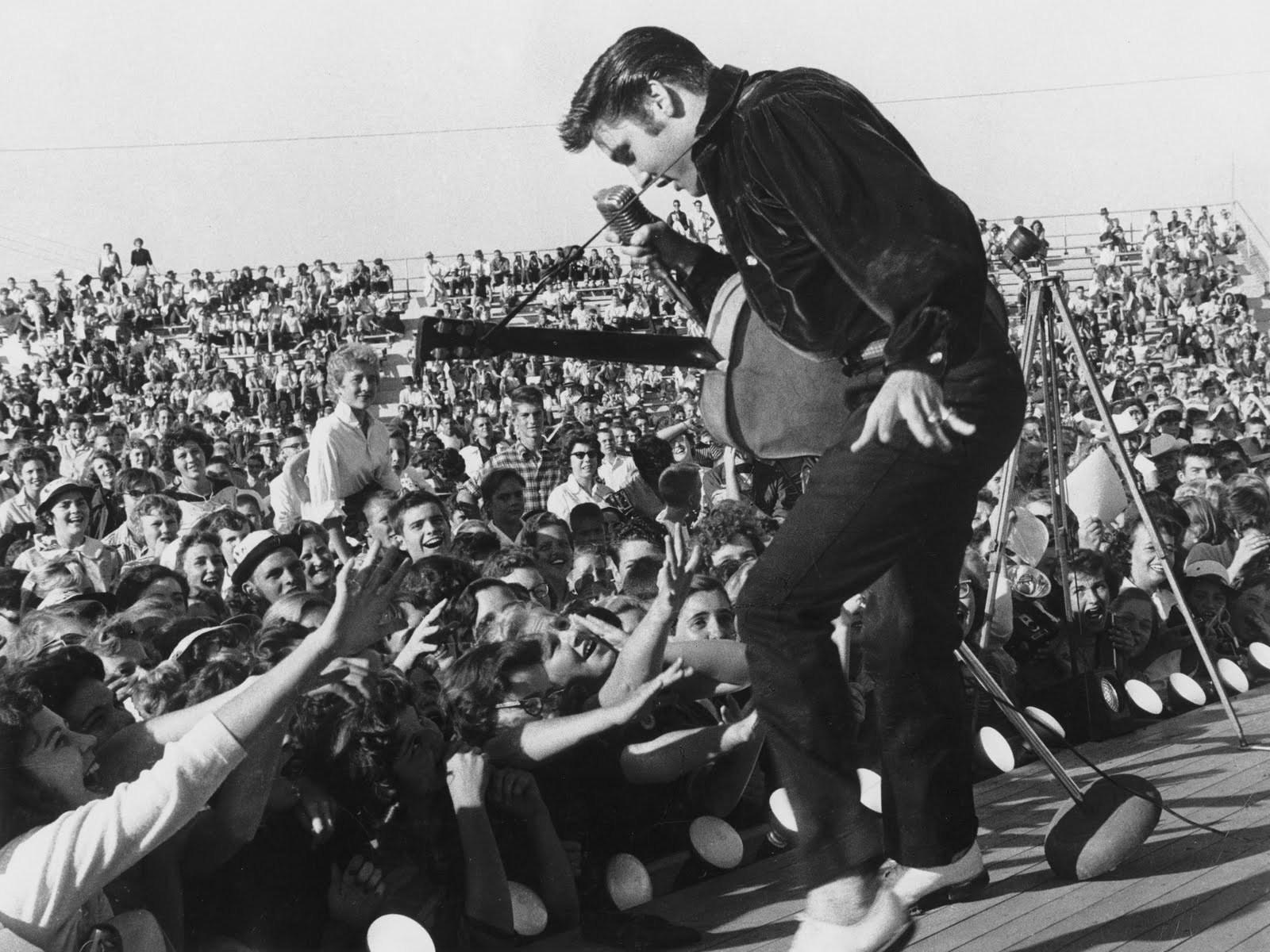 Hace 40 Años Moría Elvis Presley La Primera Estrella De Rock