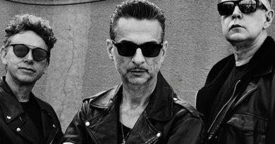 "Depeche Mode presentó su video ""Cover me"", corte de su último disco"