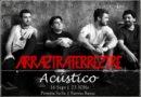 """""""Arrastraterrestre"""" estrena show acústico en Sierras Bayas"""