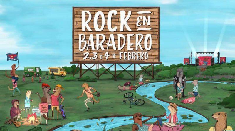 Ya tiene fecha Rock en Baradero