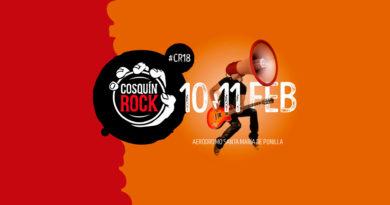 El Cosquín Rock será televisado en vivo y transmitido por internet
