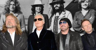 Led Zeppelin lanzará un disco en vivo